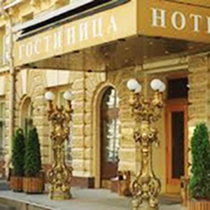 Гостиницы Тяжинского