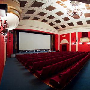 Кинотеатры Тяжинского