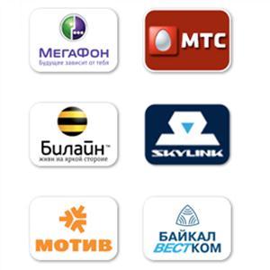 Операторы сотовой связи Тяжинского
