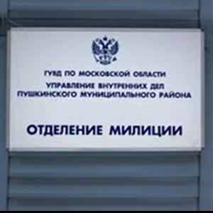 Отделения полиции Тяжинского