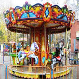 Парки культуры и отдыха Тяжинского