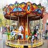 Парки культуры и отдыха в Тяжинском