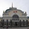 Железнодорожные вокзалы в Тяжинском