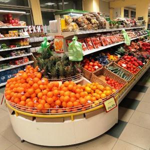 Супермаркеты Тяжинского