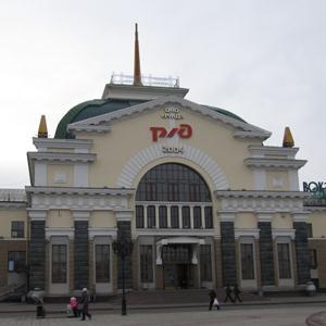 Железнодорожные вокзалы Тяжинского