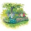 База отдыха Дружба - иконка «сад» в Тяжинском